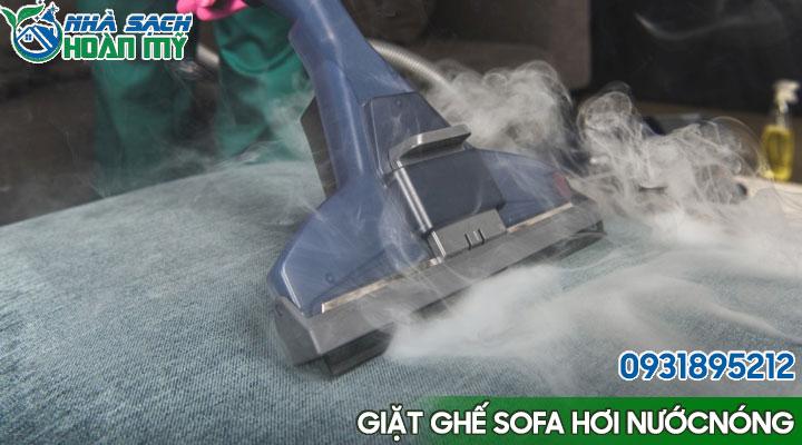 Máy giặt ghế sofa hơi nước nóng