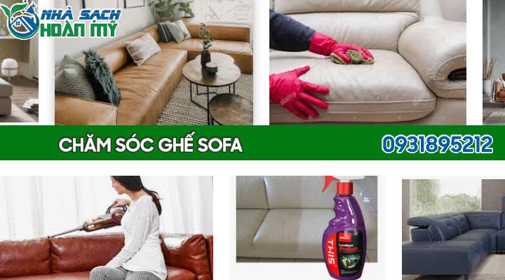Cách bảo quản ghế sofa mùa đông, mùa thu, mùa hạ, mùa xuân